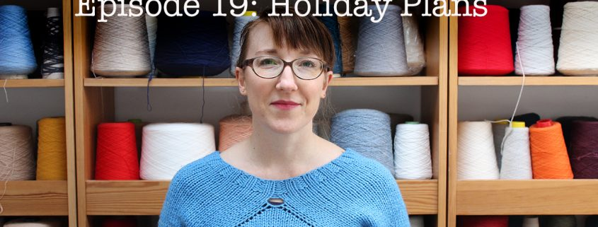 eastlondonknit podcast 19