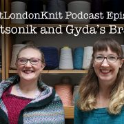 Knitsonik and EastLondonKnit