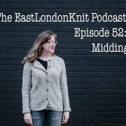 Midding cardigan knitting pattern