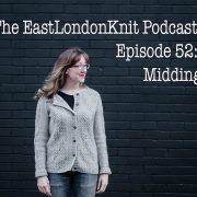 Midding cardigan knitting pattern