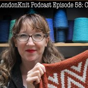 EastLondonKnit podcast episode 58 cascadia