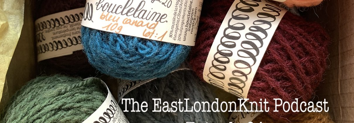 EastLondonKnit podcast 64