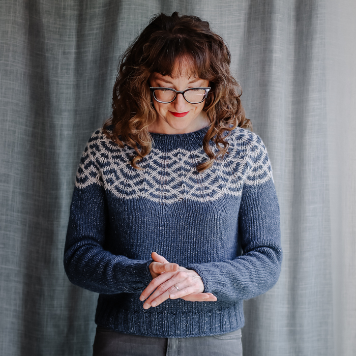 Miala knitting pattern